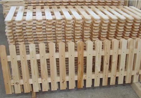 Цены на деревянный забор