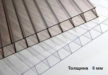 Поликарбонат 6 мм