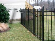 Сварной забор пример 4