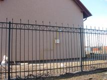 Сварной забор пример 6